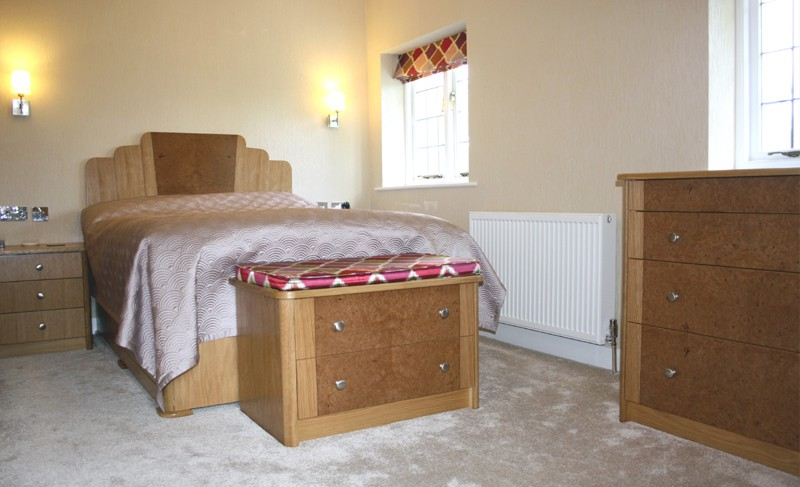 Matthew james furniture art deco bedroom furniture in timperley manchester for Bedroom furniture in manchester
