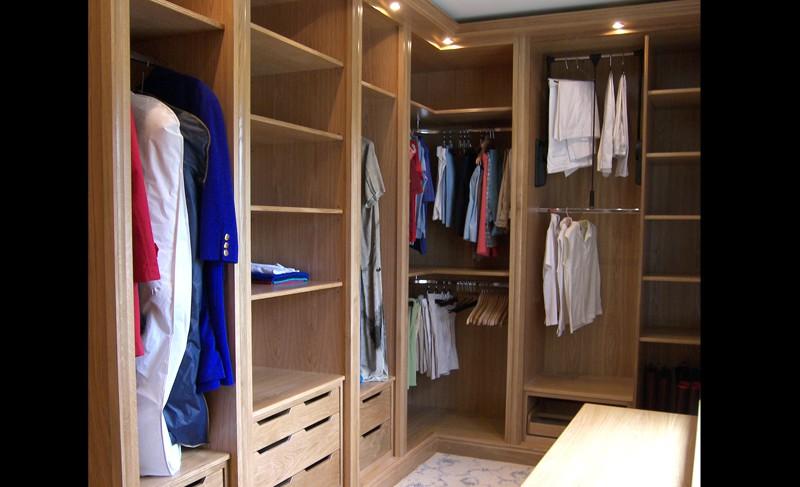 Matthew James Furniture Oak Dressing Room Saddleworth