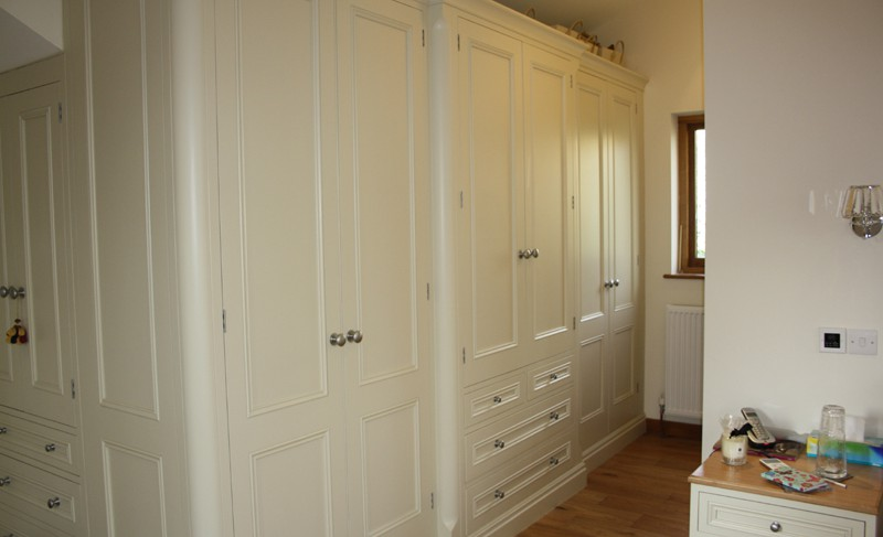 Matthew James Furniture Hand Painted Fitted Bedroom