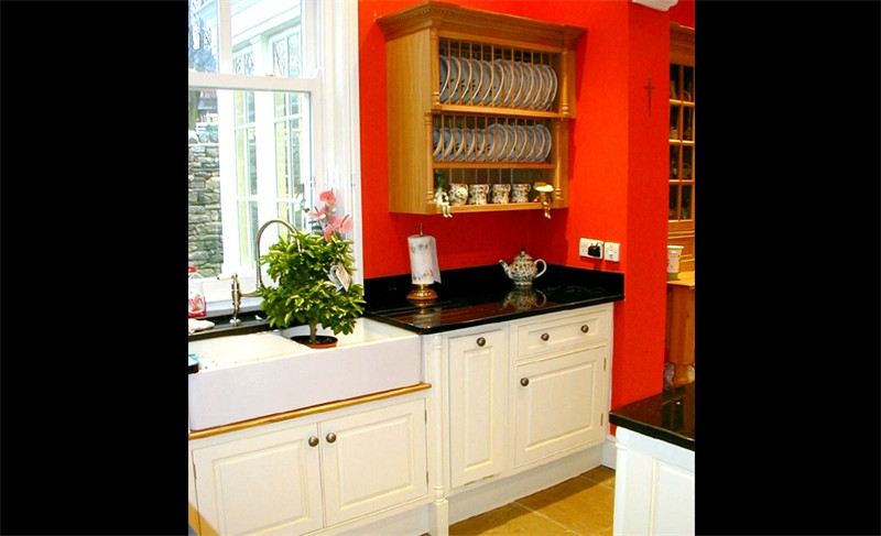 Matthew james furniture georgian style kitchen in for Georgian style kitchen designs